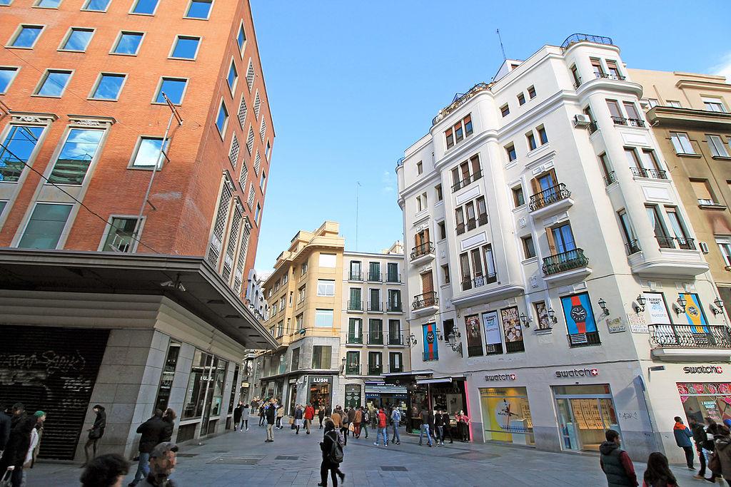 Calle más corta de Madrid, Calle Rompelanzas