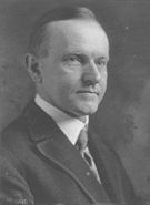 Calvin Coolidge -  Bild