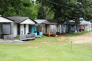 National Register of Historic Places listings in Fairfield County, South Carolina - Image: Camp Welfare
