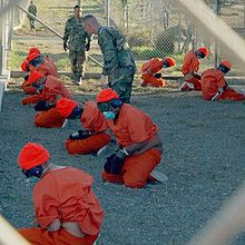 Do only American soldiers operate at Guantanamo Bay?