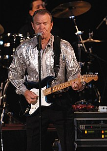 Glen Campbell in concert January 25, 2004 in Texas
