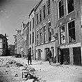 Canadese militairen doorzoeken panden in de Deventer binnenstad, Bestanddeelnr 900-2478.jpg
