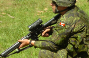 Canadian Military Police Photo 2