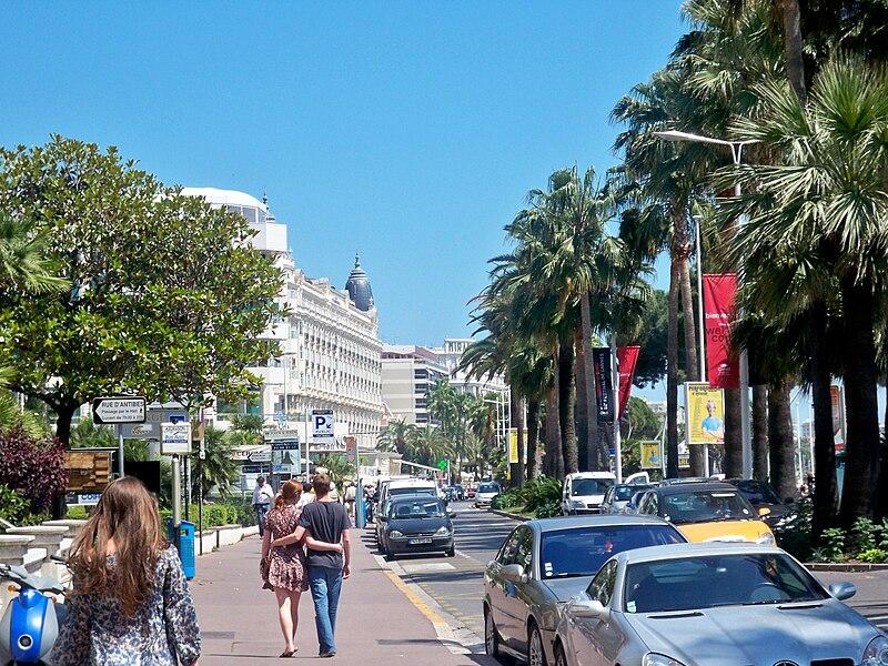 Hospedagem em Cannes