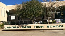 Canoga Park High School January 2017.jpg
