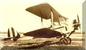 Caproni Ca.100 - Caproni Ca.100 trainer