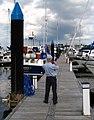 Capturing Bangor Marina - geograph.org.uk - 930983.jpg