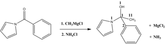 Tetrahedral carbonyl addition compound - Carbinol tetrahedral intermediate