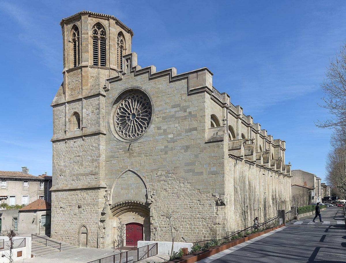 Carcassonne Kathedrale