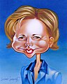 Caricature Claire Chazal 2002.jpg