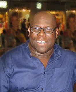 Carl Cox British DJ