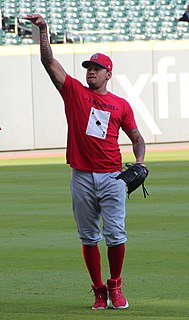 Carlos Martínez (pitcher, born 1991) Dominican baseball player