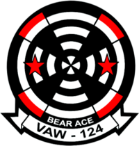 Carrier Airborne Early Warning Squadron 124 (US Navy) patch.png