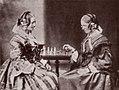 Carrol, Lewis - Die Lutwidge Fräulein, zwei von Lewis Carrolls Tanten (Zeno Fotografie).jpg