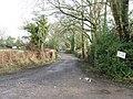 Carter's Lane, off Beaulieu Road - geograph.org.uk - 1768220.jpg