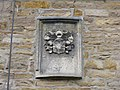 Carved stone from Kirkhill House - geograph.org.uk - 1759174.jpg