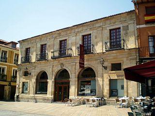 Casa de las Carnicerías, León