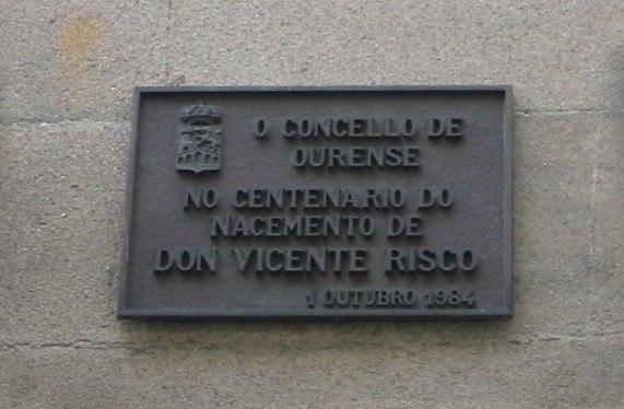 Casa natal Vicente Risco 2