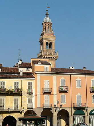Casale Monferrato - The Torre Civica