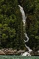 Cascada, Bocana de Chilkoot, Skagway, Alaska, Estados Unidos, 2017-08-18, DD 105.jpg