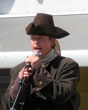 Caspar Phillipson - Caspar Phillipson performs in Frederikshavn in 2009