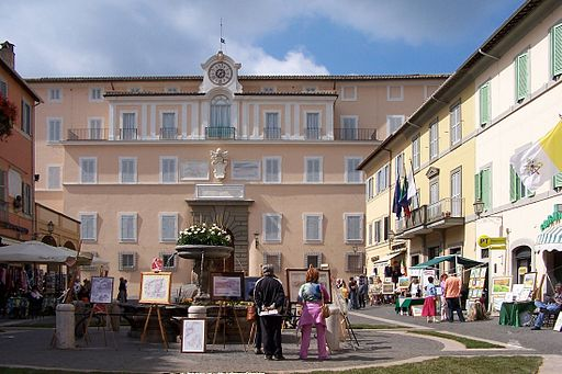 Castel Gandolfo BW 3
