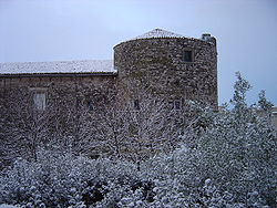 The Castle of Apricena.