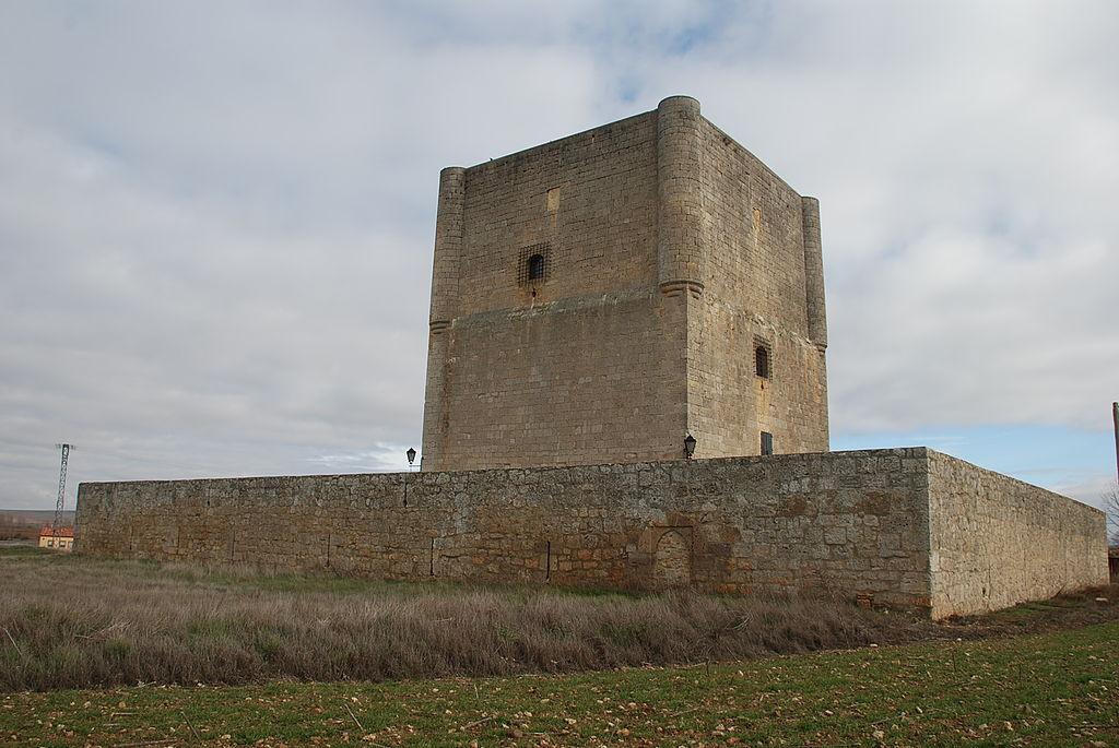 Castle of Las Cabañas de Castilla 009