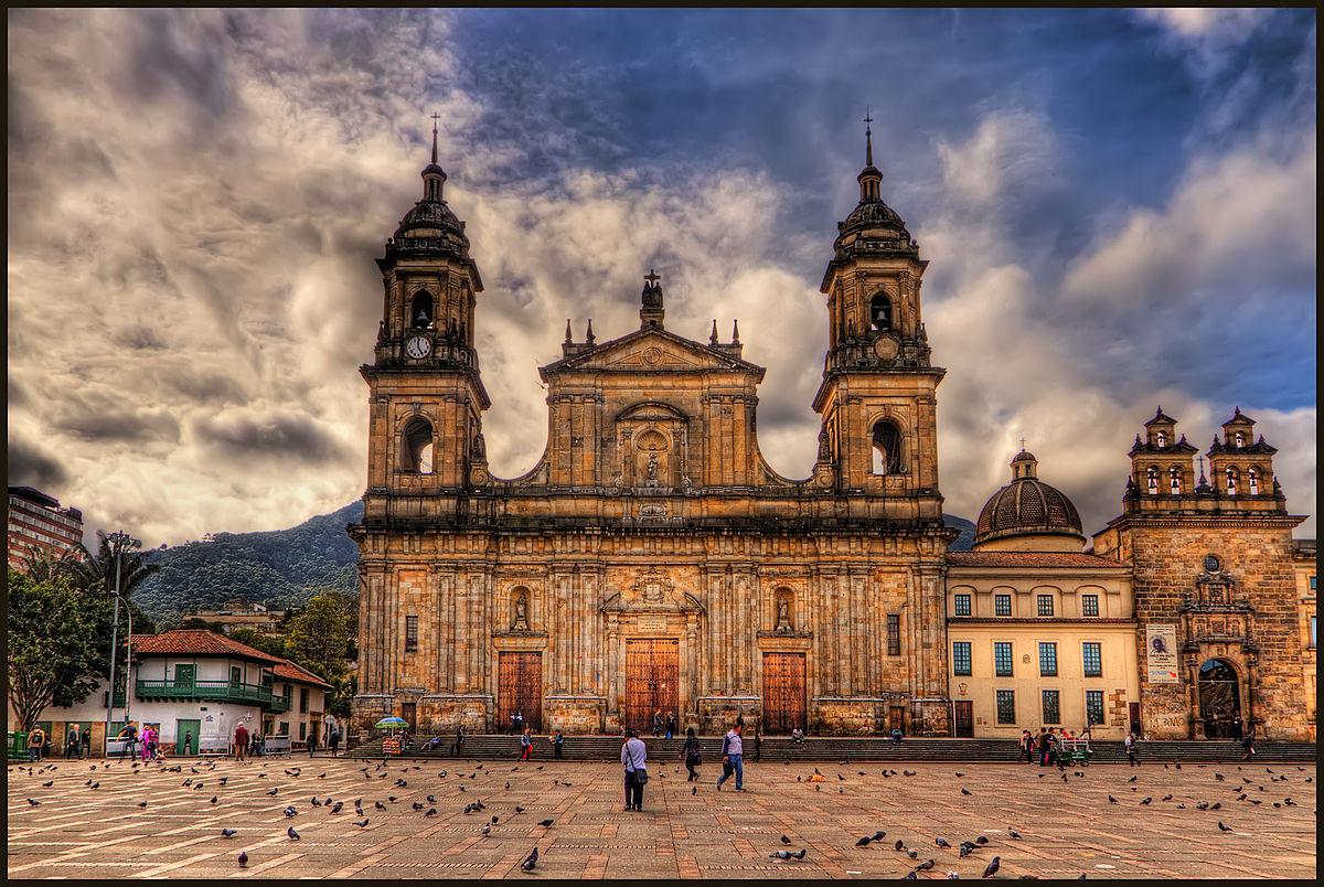Catedral Primada, Bogota