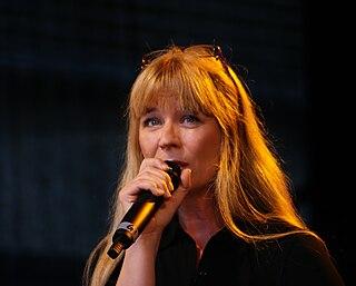 Catherine Hansson Swedish actress