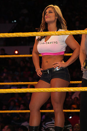 WWE NXT (TV series) - Kaitlyn, winner of season 3