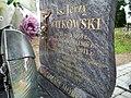 Cemetery, Jerzy Witkowski in Popowo Ignacewo.jpg