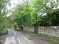 Cemetery Wall and Gate - geograph.org.uk - 791581.jpg