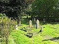 Cemetery adjoining Pitsford Street - geograph.org.uk - 961911.jpg