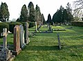 Cemetery in Countesthorpe near Leicester - geograph.org.uk - 401137.jpg