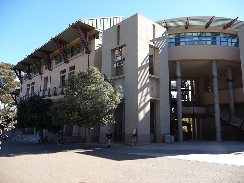 Center Hall Front, UCSD.JPG