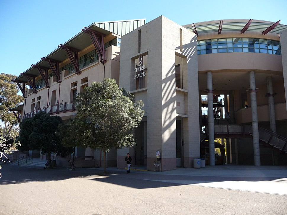 Center Hall Front, UCSD