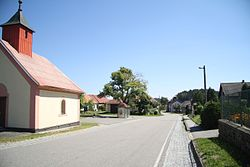 Center of Kotlasy, Žďár nad Sázavou District.jpg