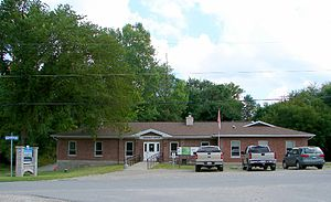 Central Frontenac - Municipal office in Sharbot Lake