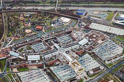 Centro oberhausen plan