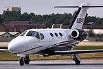 Cessna 510 Citation Mustang - RIAT 2011 (16537290155).jpg