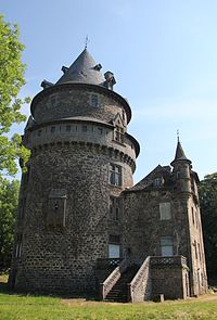 Château de Mazerolles - Façade Ouest.JPG