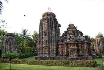 Chandrakalini Temple, Bhubneswar, Odisha by Ankush Bagga.jpg