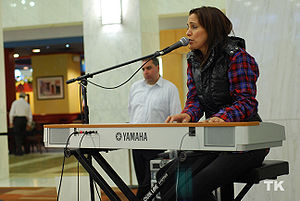 Chantal Kreviazuk - Image: Chantal Kreviazuk 2009