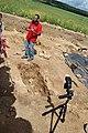 Chantier de fouilles à Morigny-Champigny en juin 2012 73.jpg