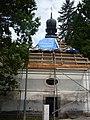 Chapel of Holy Grail (Havlíčkův Brod) - rekonstrukce střechy 2019 obr.03.jpg