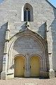 Chapelle Saint-Michel (portail) - Cimetière de Questembert.jpg