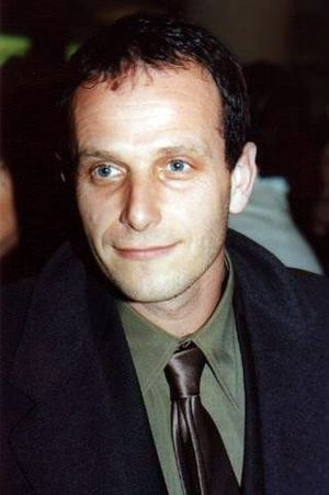 Charles Berling - Berling at the 1998 César Awards ceremony.