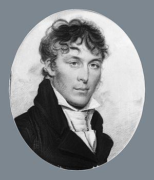 Charles Floyd (explorer) - Floyd ca. 1804 by Benjamin Trott