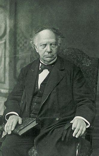 Charles Hermite - Charles Hermite circa 1887